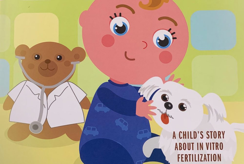I'M VERY FERRIS: A Children's Picture Book That Explains IVF, in a Loving and Friendly Way